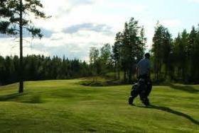 golf i Boliden