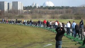 golfbana i Stockholm