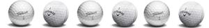 Välja golfboll